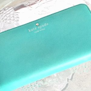kate spade NEW YORK Leather Wallet